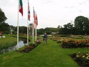 Hague Rose Gardens