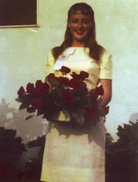 Sue Tiffany Bank of America Winner 1963