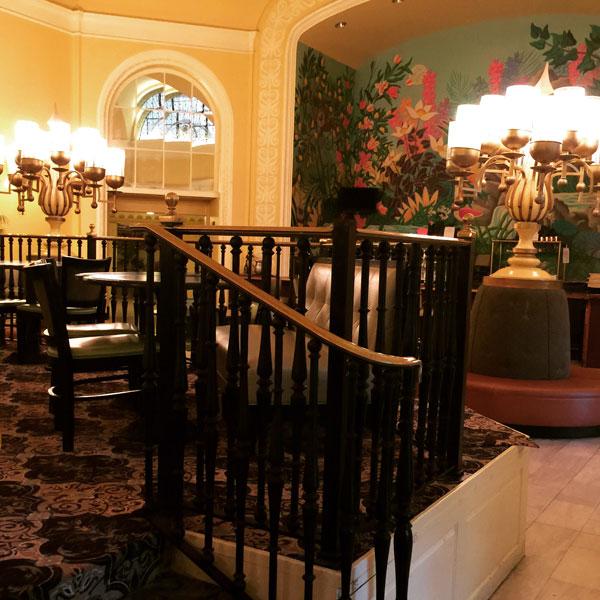 The Arlington Hotel, Hot Springs, Arkansas   A Beautiful, Elegant Dance Floor