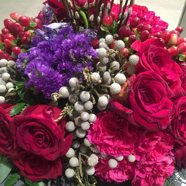 Bouquet of Roses | Flower Arranging