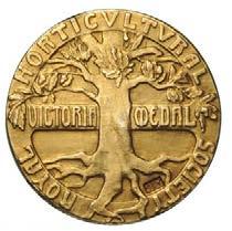 RHS Victoria Medal of Honor