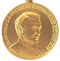 RNRS  Dean Hole Medal